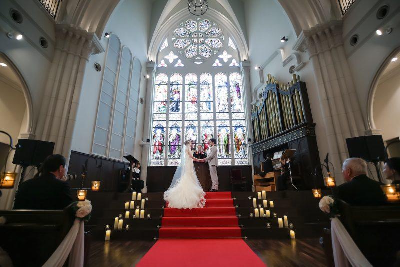 結婚式場 教会