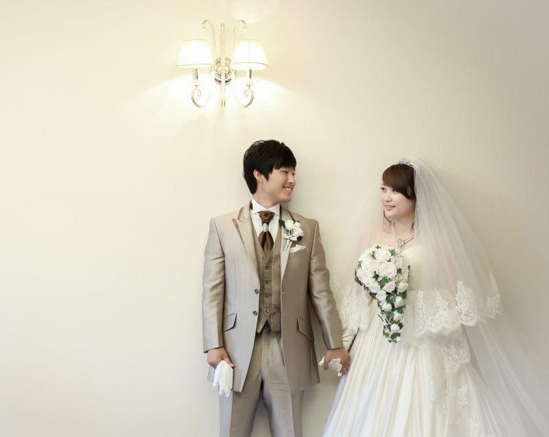 結婚式 スピーチ 新郎新婦