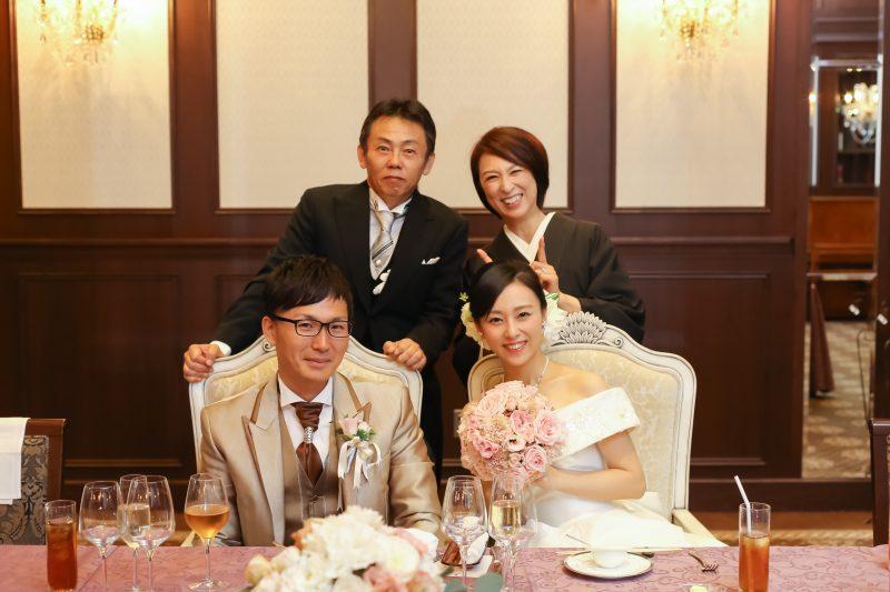 家族婚 家族写真
