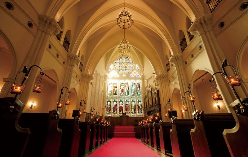 セントモルガン教会