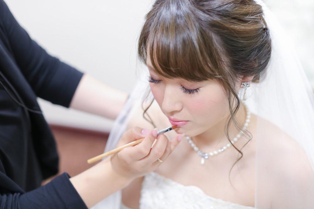 結婚式 花嫁 メイク