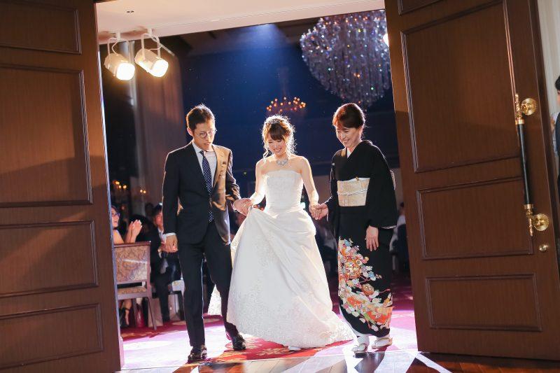 結婚式 お色直し