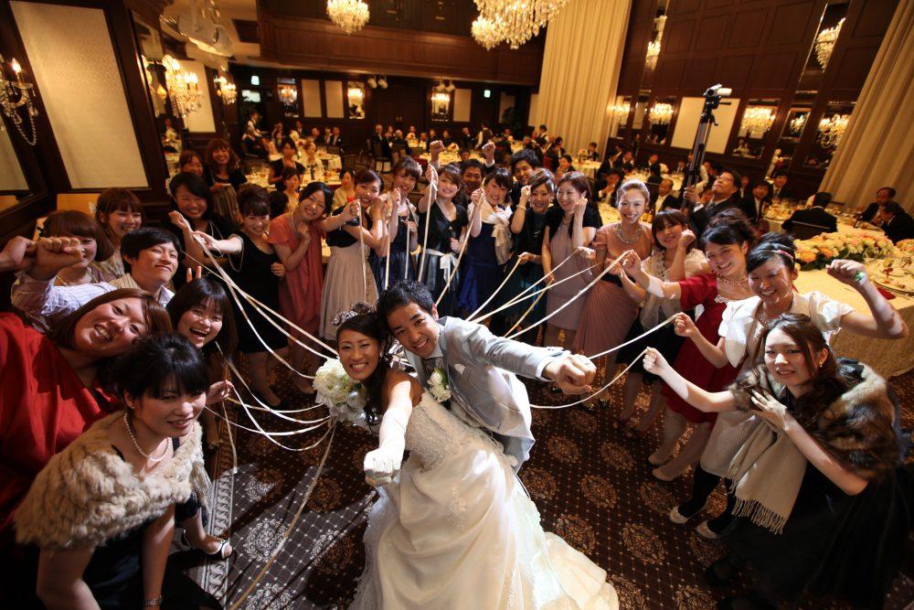結婚式 余興ダンス