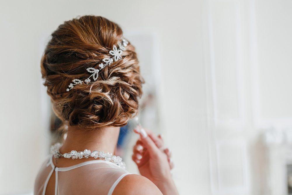 結婚式 髪型 セレブ