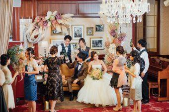 結婚式に参加することが決まったら!ゲストのやること完全マニュアル!