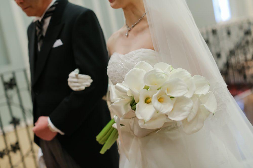 結婚式 ウエディングブーケ